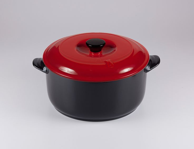 Safe cookware Xtrema FireBrick Red 10.5 Qt. Versa 100% Ceramic Dutch Oven