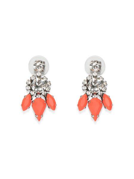 Small Jewel Drop Earring $49.95
