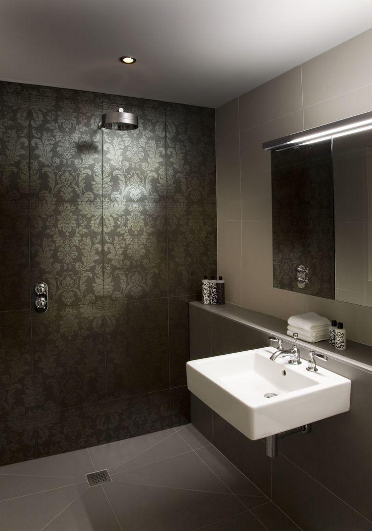 eclectic bathroom by deana ashbyinterior design - Eclectic Bathroom Interior