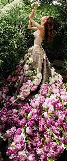 Si fuera posible ser Princesa.... Ya se que debo ponerme!..... Qué hermoso  Slvh❤
