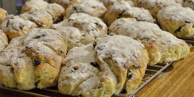 Stollen, Kue Natal Khas Jerman Dengan Resep 600 Tahun - http://darwinchai.com/traveling/stollen-kue-natal-khas-jerman-dengan-resep-600-tahun/