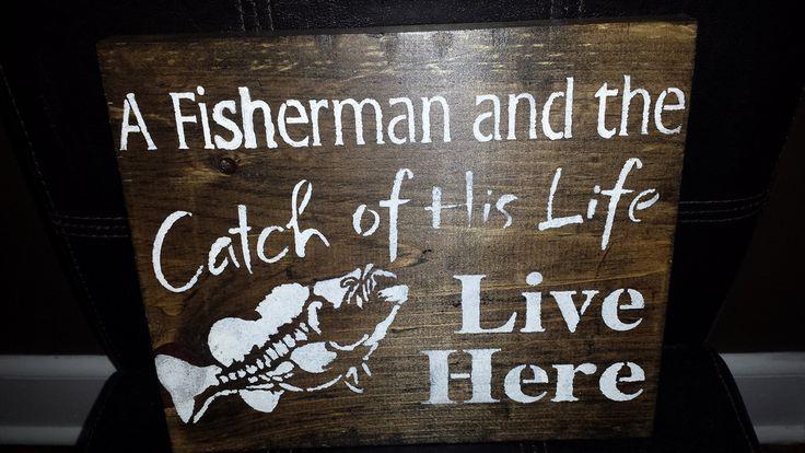 FISHING SIGN