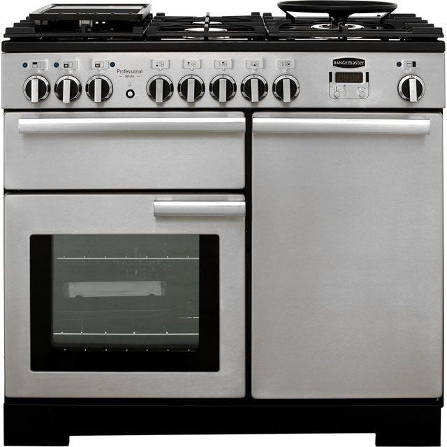 Dual Fuel Range Cookers - standard width of 100 cm ao.com