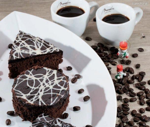 Kávové koláčiky