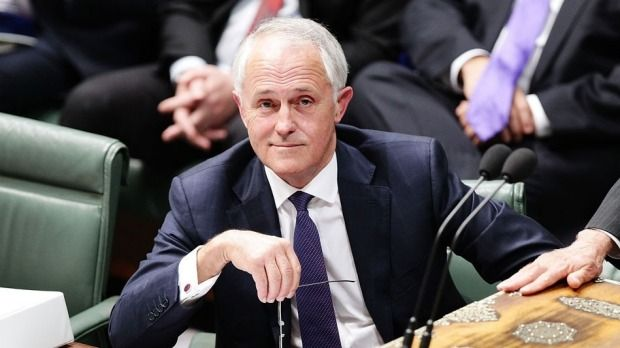 Prime Minister Malcolm Turnbull will improve conditions for entrepreneurs.