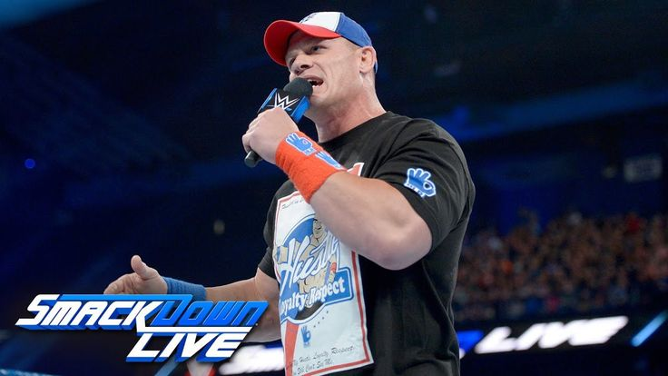 John Cena returns with a huge Royal Rumble challenge: SmackDown LIVE Wild Card F...