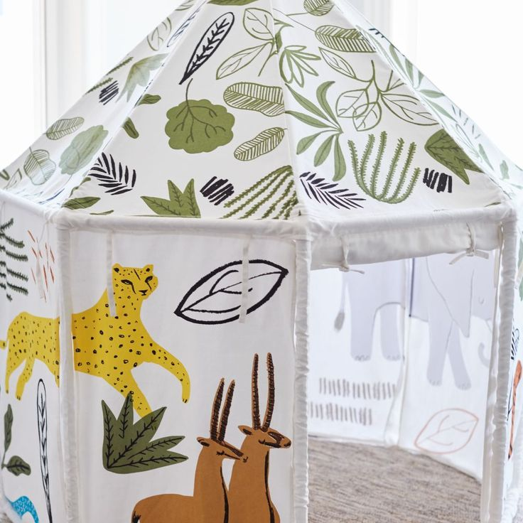 Jungle Pavilion Playhouse | The Land of Nod