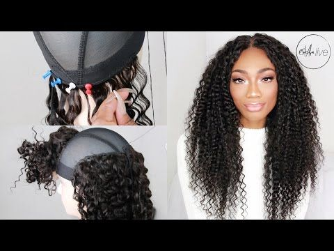 HOW TO MAKE A WIG (WITH A LACE CLOSURE & BUNDLES) | START TO FINISH! [Video] - Black Hair Information