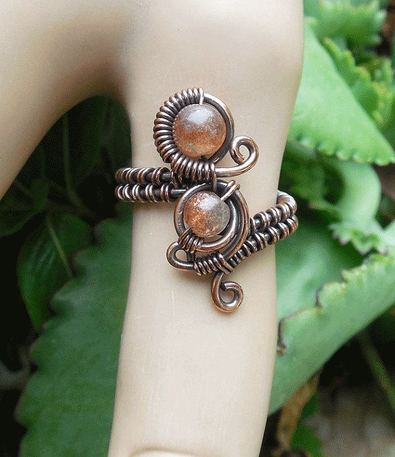 Hey, I found this really awesome Etsy listing at https://www.etsy.com/uk/listing/256607854/gypsy-rings-wire-wrapped-ring-wire-wrap