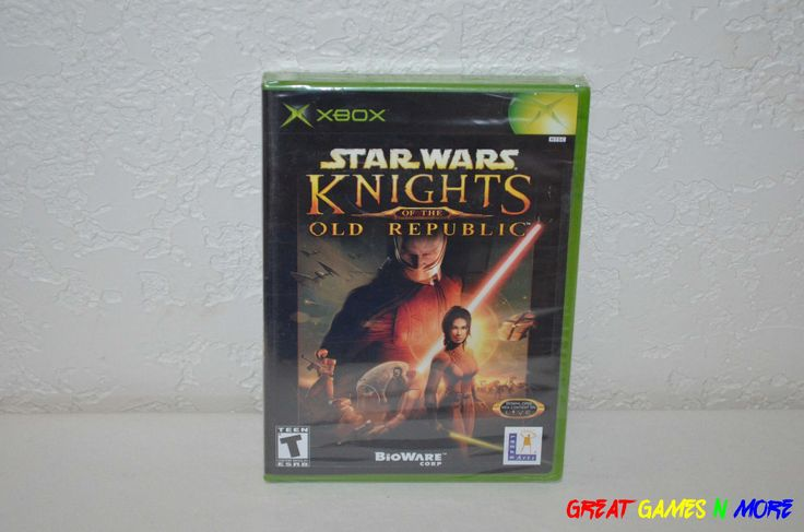 Old Xbox Games