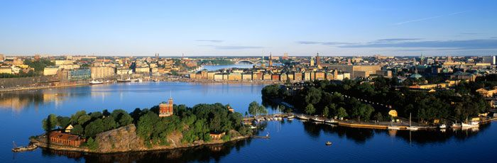 Quick facts about Sweden  Everything you need to know about Sweden, in brief — from climate, to government, to lifestyle.    Area: 174,000 sq mi (450,000 km²), the third largest country in Western Europe  Longest north-south distance: 978 mi (1,574 km)  Longest east-west distance: 310 mi (499 km)   Capital: Stockholm   Population: 9.4 million inhabitants   Languages: Swedish; recognized minority languages: Sami (Lapp), Finnish, Meänkieli (Tornedalen Finnish), Yiddish, Romani Chib