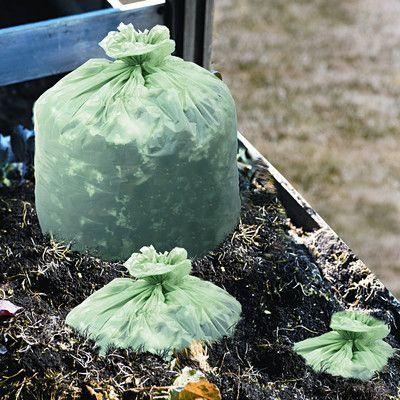 STOUT Stout Ecosafe6400 48 gal. Compostable Compost Bags
