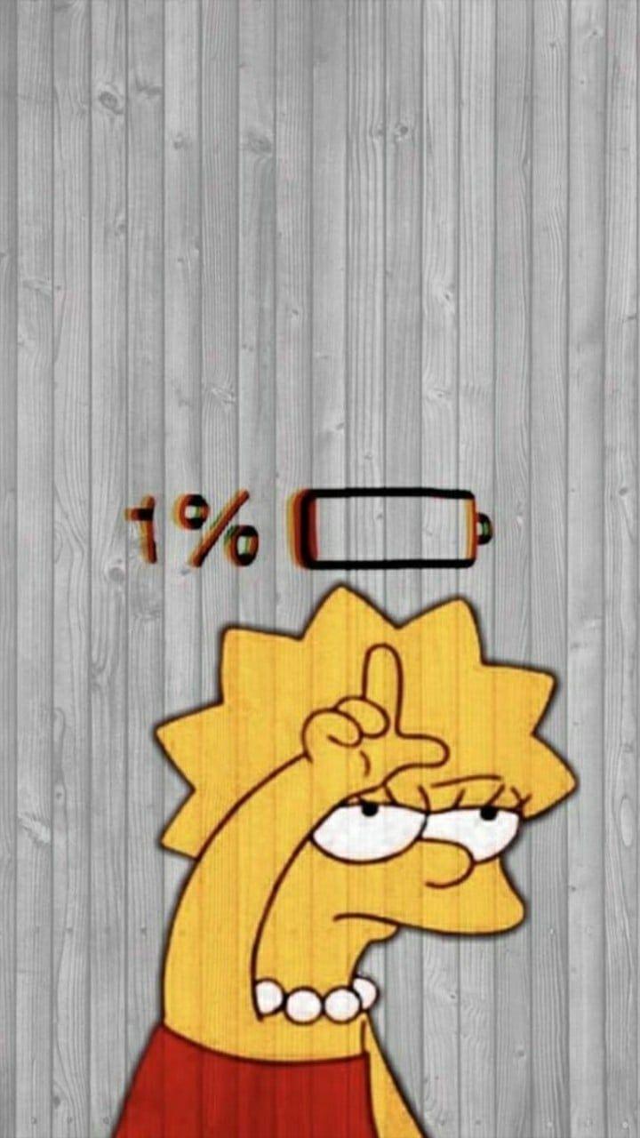 Grafika Odkryte Przez R Y Odkrywaj I Zapisuj Swoje Wlasne Obrazy I Filmy Z We Simpson Wallpaper Iphone Cartoon Wallpaper Iphone Wallpaper Iphone Cute