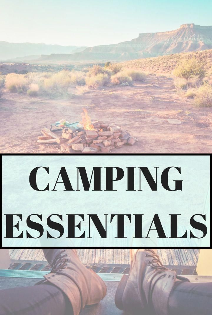 These Are Great Camping Essentials 2552 Campingessentials Camping Checklist Tent Camping Camping Essentials