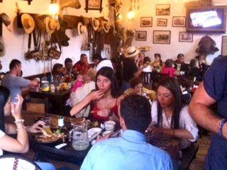 Uncover Colombia Blog - Restaurant in Salento