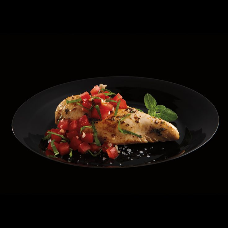Check out this Bruschetta Chicken recipe from the #P90X2 Nutrition Guide! #TonyHorton