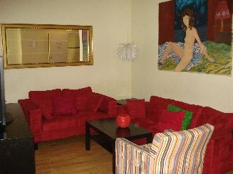 Hostel One Centro in Madrid. Great location, awesome staff, very clean, and reasonable prices.