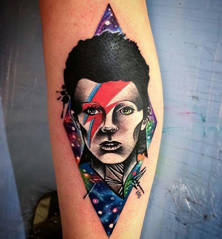 David bowie tattoo aladdin same pinterest david for David bowie tattoos