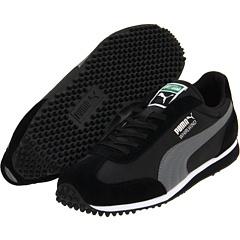PUMA Whirlwind Classic Black Sneakers