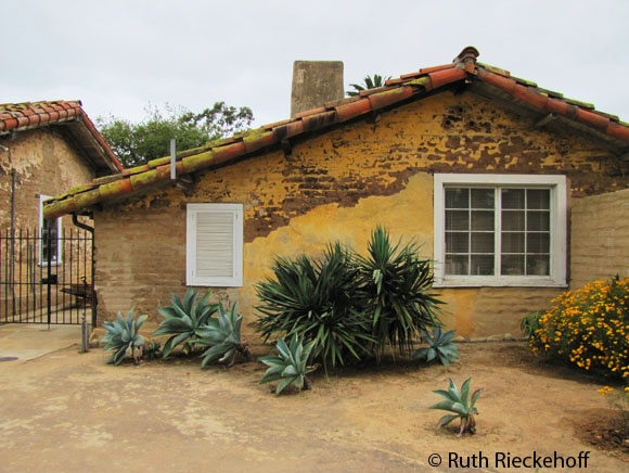 7 best california adobe homes images on pinterest cob for Adobe home builders california