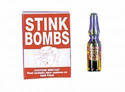 Stink bomb - Wikipedia, the free encyclopedia