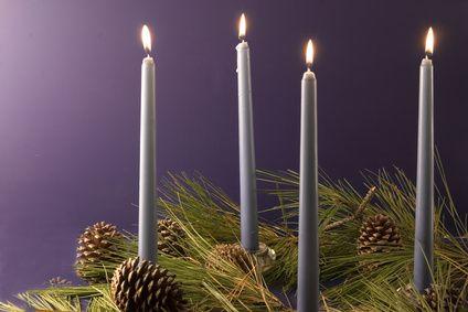 El significado de las velas de adviento | eHow en Español