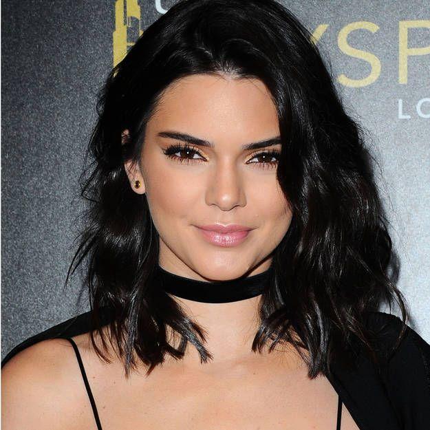 Voici le secret de Kendall Jenner pour avoir des cils ultra longs