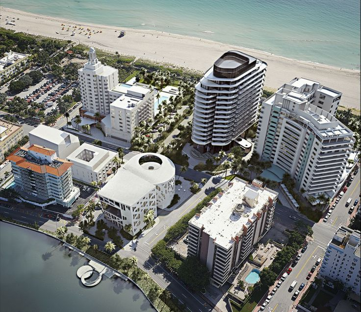 OMA, Foster + Partners, Heatherwick Studio Recruited to Design 'Faena District' of Miami Beach