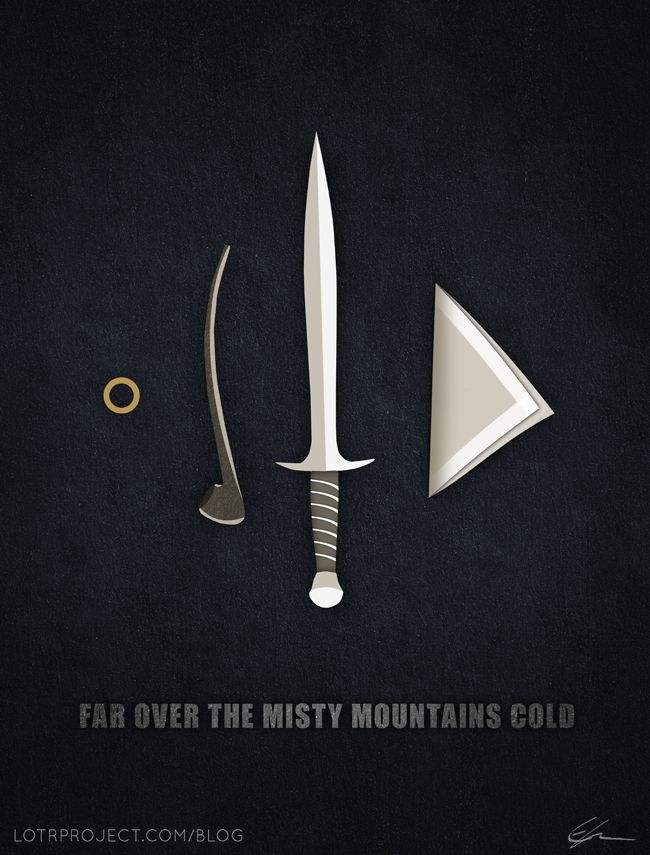 Far Over the Misty Mountains Cold | LotrProject Blog