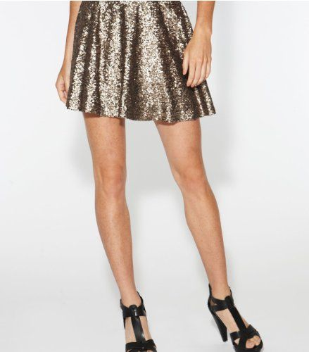 G by GUESS Women's Adelaide Sequined Skater Skirt, GOLD (XS) G by GUESS,http://www.amazon.com/dp/B00FY26850/ref=cm_sw_r_pi_dp_7GOIsb1PWS5SXZVW