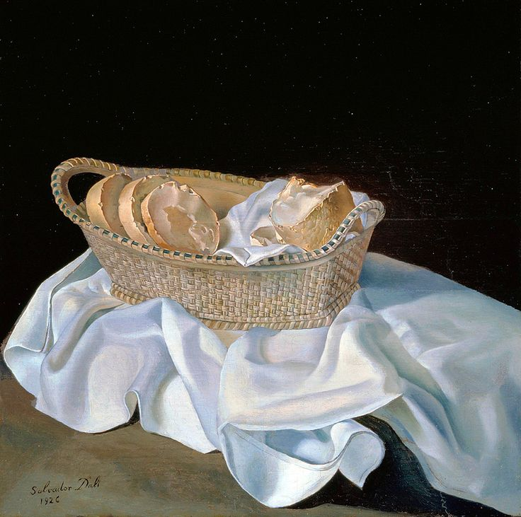 "Dali Salvador Basket Loeb 1926 Museums Florida (from <a href=""http://www.oldpainters.org/picture.php?/32674/category/338"">serra</a>)"