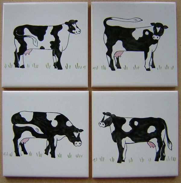8 Best Images About Cow Kitchen Decorations On Pinterest