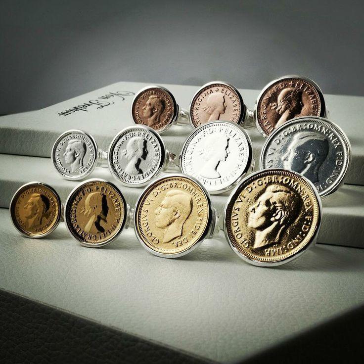 Vontreskow Coin Rings