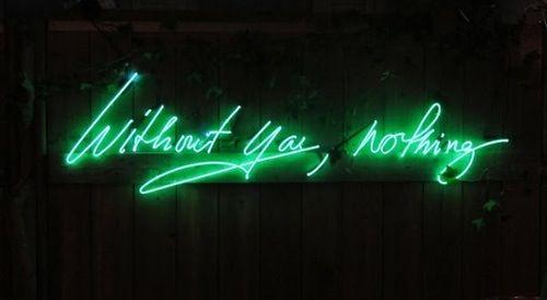 Neon Sign Installations