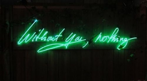 Neon Sign Installations
