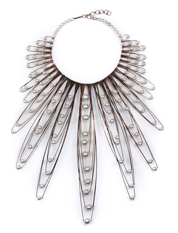 Tools rule: top picks by emerging artists | the jewelry loupe Jera Lodge necklace
