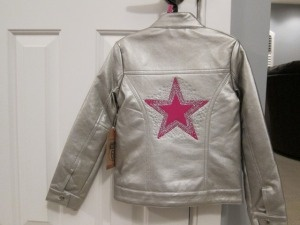 Fresh Beat Band rockstar jacket