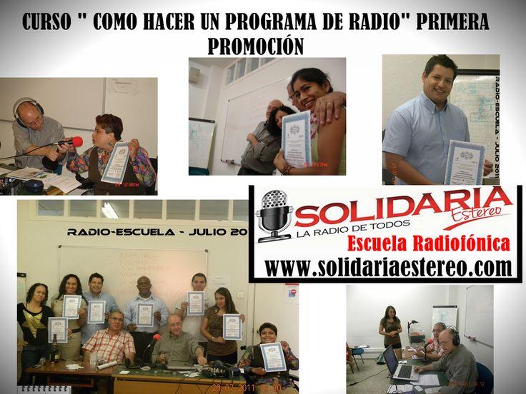 Escuela Radiofónica
