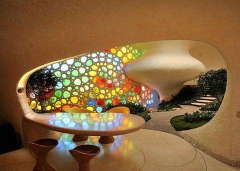 The Nautilus House, Ciudad de Mexico