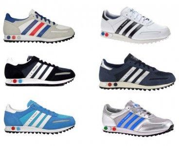 In assoluto le sneakers Adidas più vendute degli ultimi anni, personalmente le mie preferite: La Trainer - 5 Colori - a € 77,90 invece di € 105,00