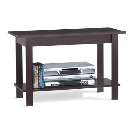 "Sauder® ""Beginnings"" TV Stand  is a great piece for any home décor."