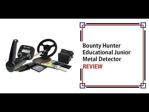 Bounty Hunter Educational Junior Metal Detector Review