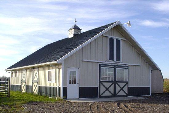 horse barn building designs future home pinterest