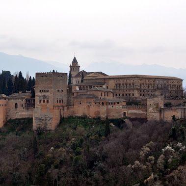 Альгамбра (Гранада, Испания)  #v-sch #испания   #андалузия   #гранада   #альгамбра