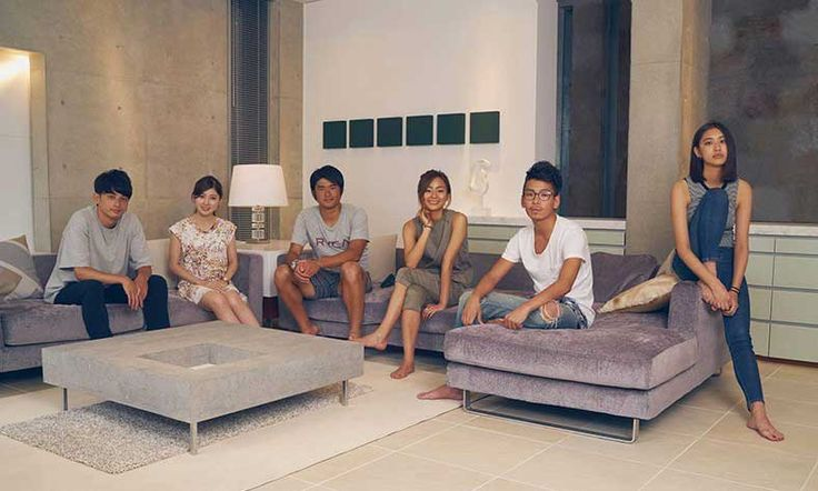 Three guys, three girls, and a massive, well appointed apartment in the heart of Tokyo? Netflix does reality TV for Japan.. and it's not what you think.