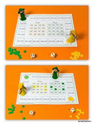 Lernstübchen: Bingo - Spielanleitung