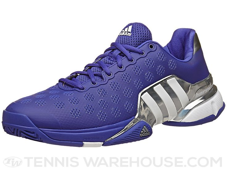 adidas Barricade 2015 Purple/Silver Men's Shoe | Tennis Warehouse