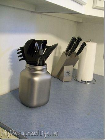 1000 images about krylon stainless steel on pinterest. Black Bedroom Furniture Sets. Home Design Ideas