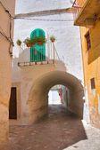 Ruelle. Fasano. Puglia. Italie Image En Vente