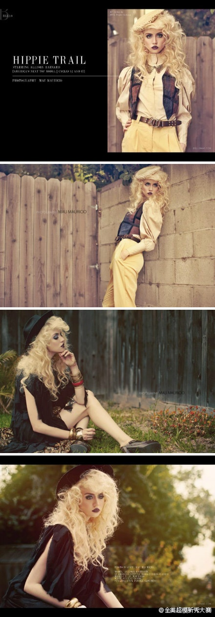 Allison Harvard from ANTM hey @Victoria Brown Brown Brown Brown Brown McLean let's tease your hair and do an editorial!!